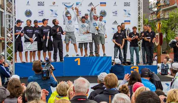 World Match Racing Tour : la victoire pour Williams