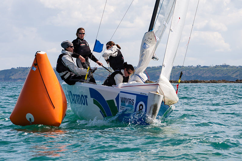 Championnat de France Promotion Match Racing F�minin : J-3