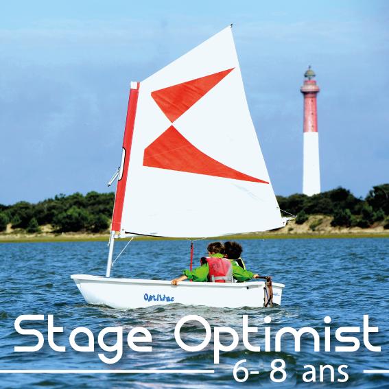 Photo du Offre de Stage de Dériveur Solitaire 40 jours, du 12 juillet au 20 août 2021 - stage optimist proposé par BASE NAUTIQUE LA PALMYRE affilié à la Fédération Française de Voile