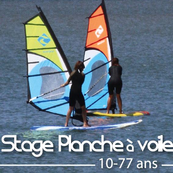 Photo du Offre de Stage de Windsurf 40 jours, du 12 juillet au 20 août 2021 - stage planche a voile proposé par BASE NAUTIQUE LA PALMYRE affilié à la Fédération Française de Voile