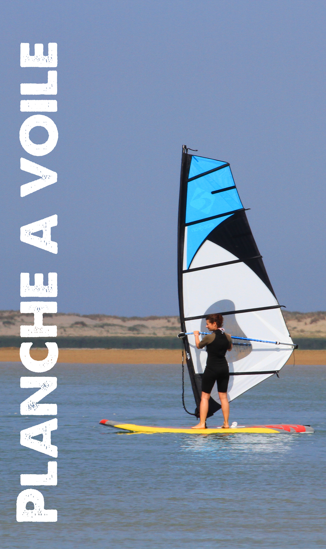 Photo du Offre de Stage de Windsurf 1er mai 2021 - location planche a voile proposé par BASE NAUTIQUE LA PALMYRE affilié à la Fédération Française de Voile