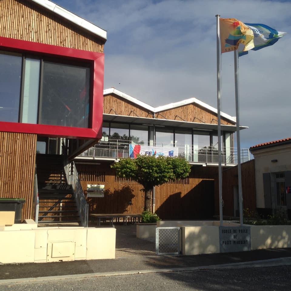 Photo du Club affilié à la Fédération Française de Voile EV Port Maubert